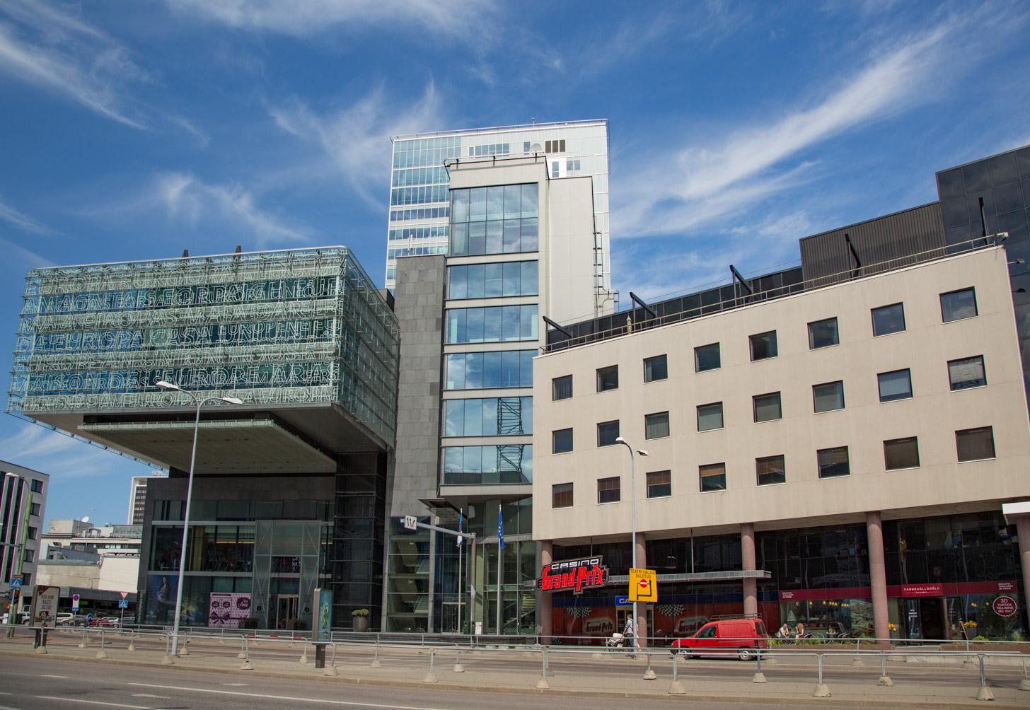 Modern Tallinn